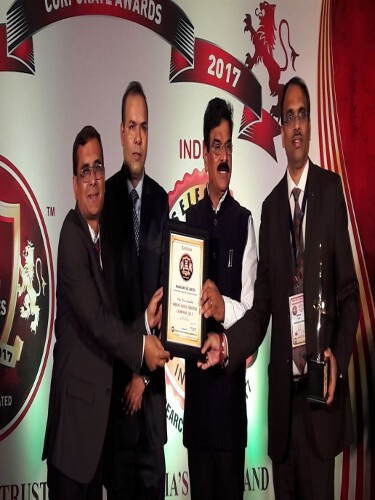 Most trusted SEZ 2017 award ceremony