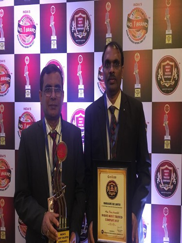 Most trusted SEZ 2017 awards