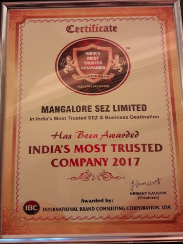Most Trusted SEZ 2017