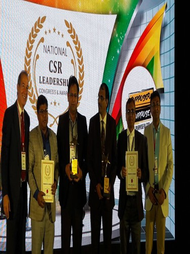 National award for industries in water 2017 ceremony